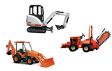 Earthmoving Equipment Rentals in McAlester OK
