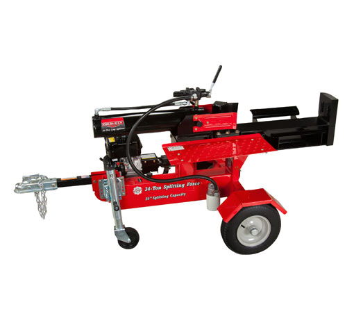 Where to find LOG SPLITTER in McAlester