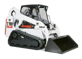 Where to find SKID LOADER, T190  TRACK MACHINE in McAlester