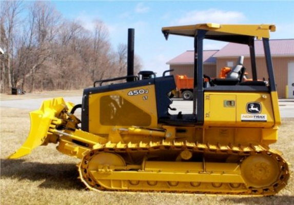 Where to find DOZER, JOHN DEERE 450J in McAlester