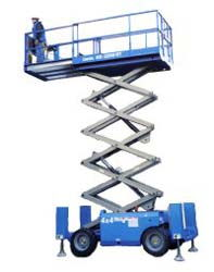 Where to find LIFT, SCISSOR LIFT 32  4WD in McAlester