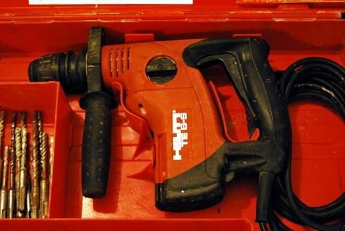 Where to find HAMMER DRILL, TE6 in McAlester