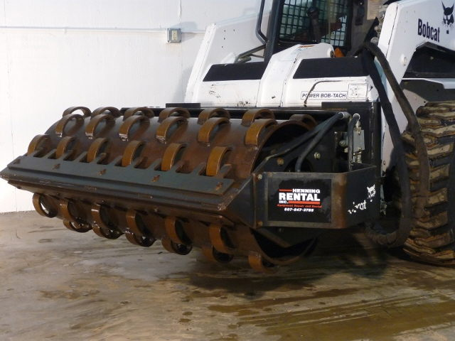 Where to find COMPACTOR, BOBCAT ATTACHMENT in McAlester
